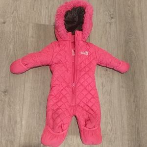 Weatherproof Baby Snowsuit - 12 Month
